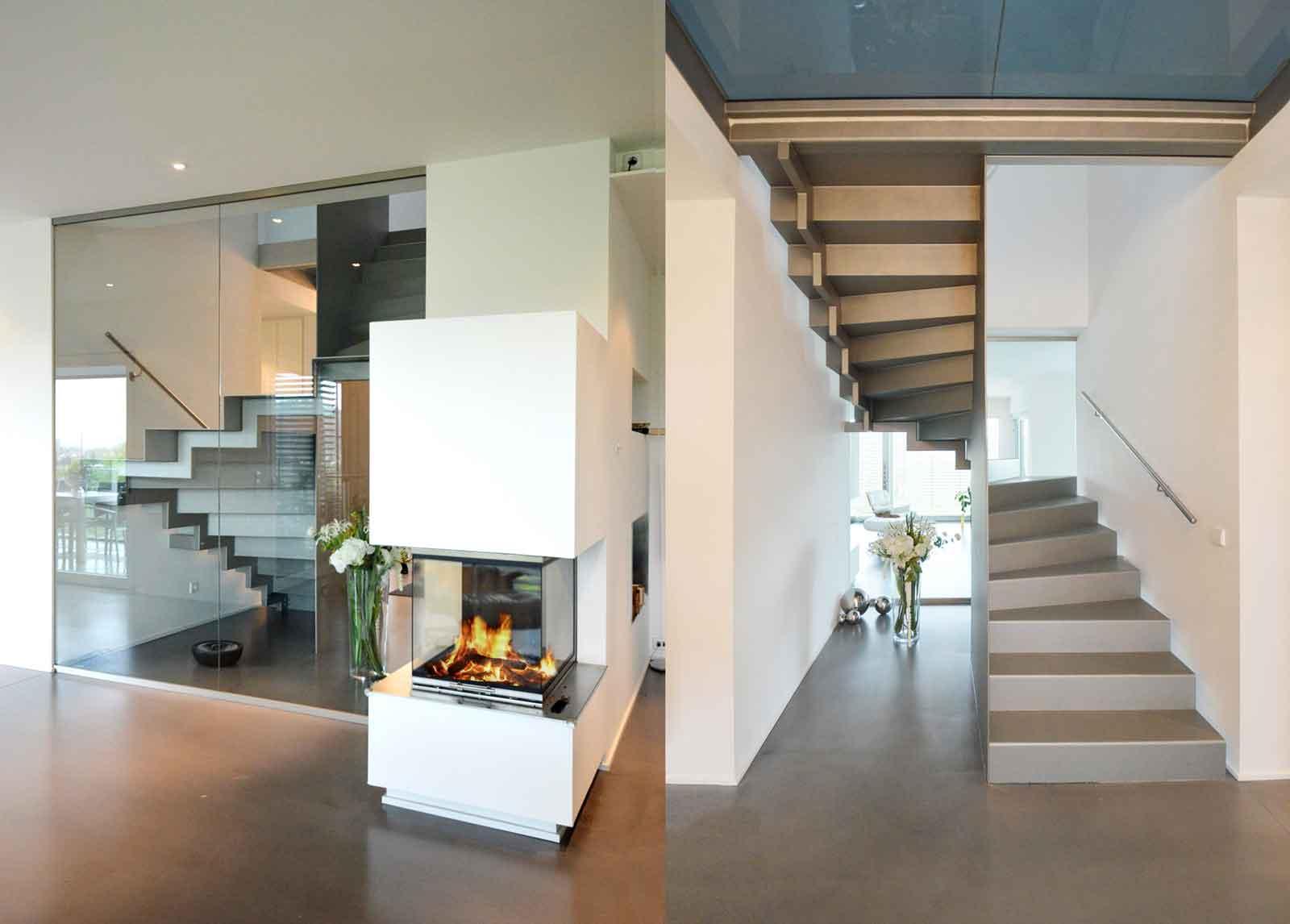 Einfamilienhaus Mit Garage : einfamilienhaus mit garage in l rrach hauingen nahe schweiz architekturb ro herzog ~ Watch28wear.com Haus und Dekorationen